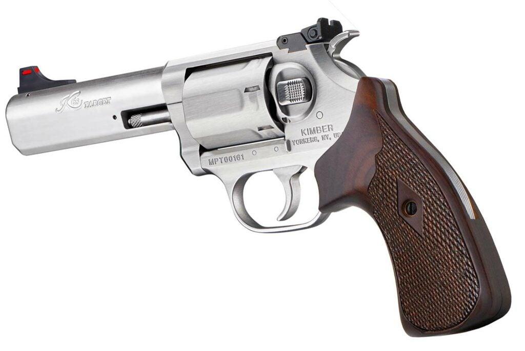 Kimber K6S Target Model