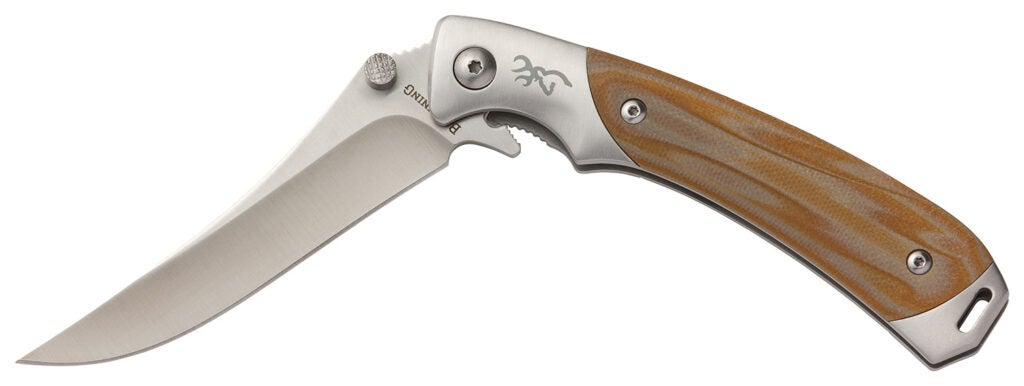 Browning Wicked Wing Folding Waterfowl Knife