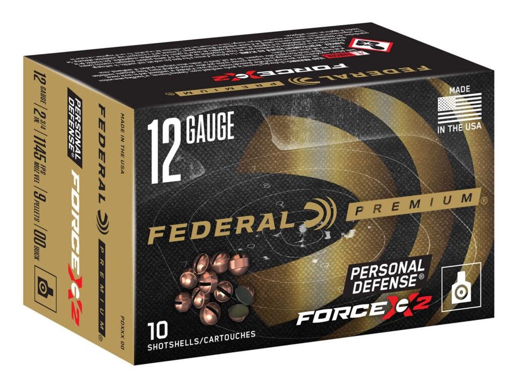 Federal Forcex2 Buckshot