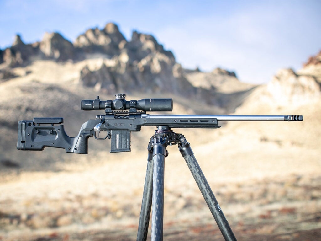 MDT XRS Crossover Rifle Stock