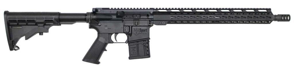 ATI MILSPORT AR 450 Bushmaster