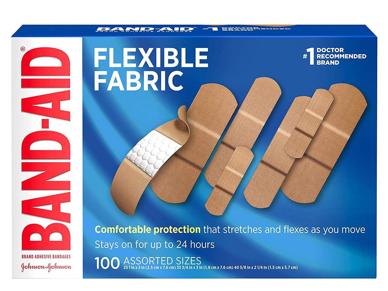Band-Aid Flexible Fabric