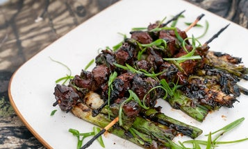 How to Cook Small-Game Yakitori