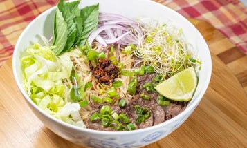 How to Cook Wild Game Pho with Venison Steak