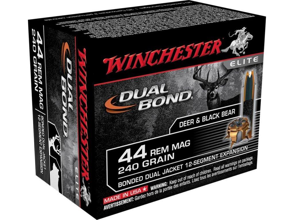 Winchester .44 Magnum.