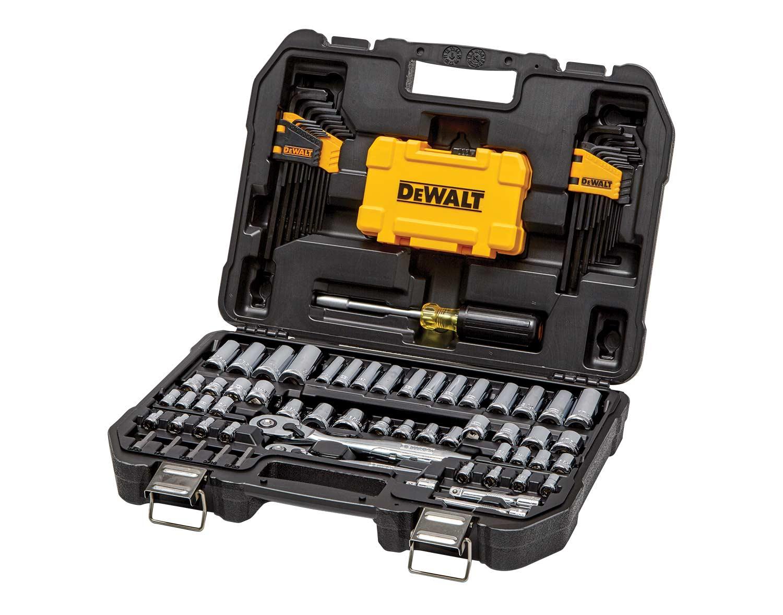 Dewalt 108-piece Mechanics Tool Set