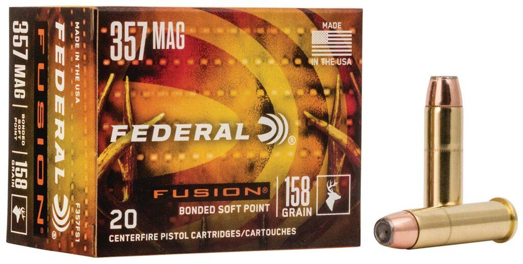 Federal Premium .357 Magnum