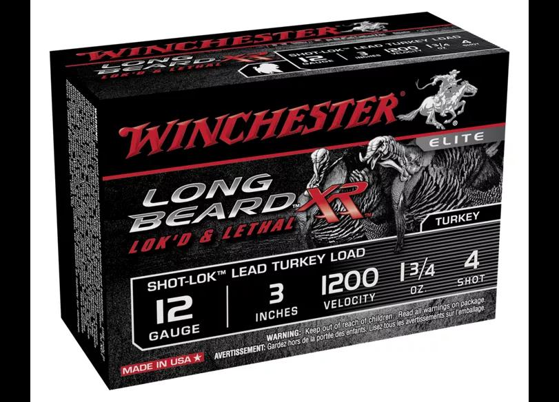 Winchester Long Beard turkey loads.