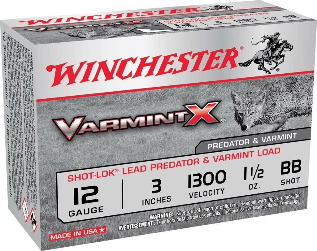 Winchester VarmintX Shotshells