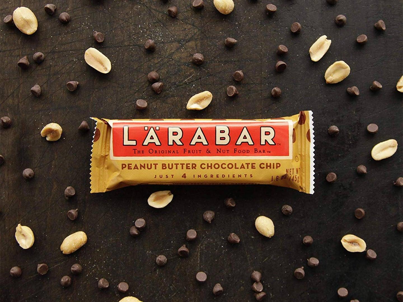 Larabar snack bar.
