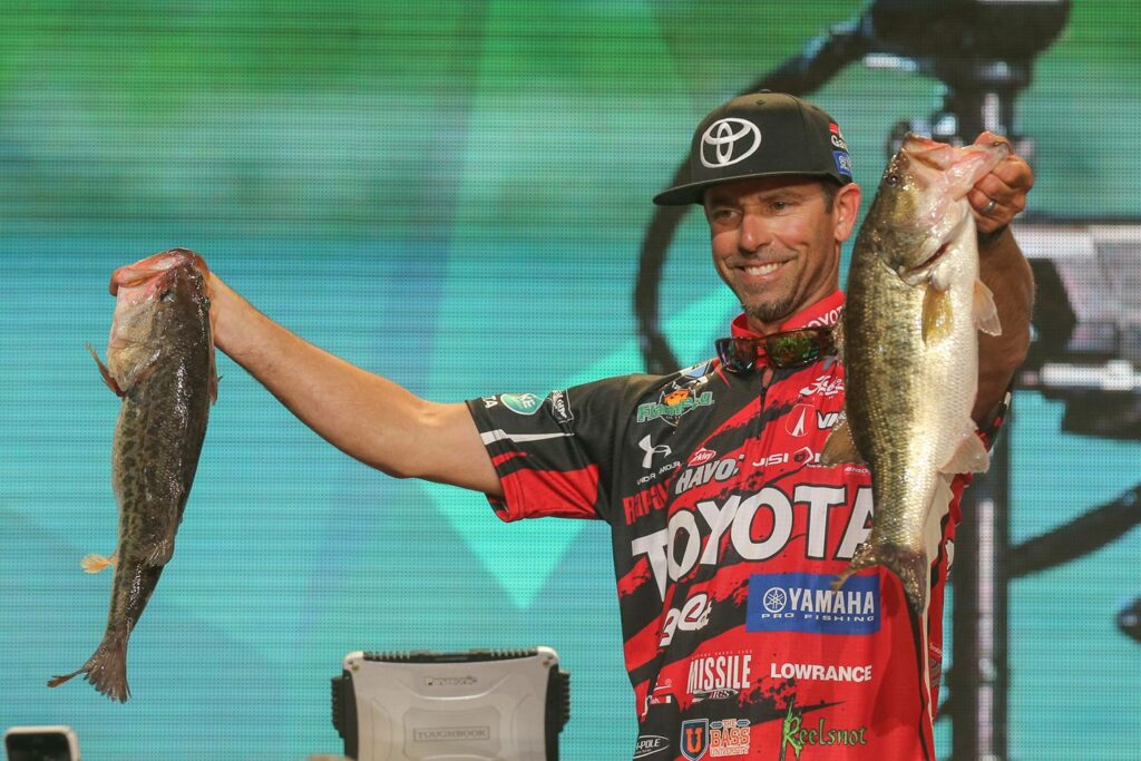 Mike Iaconelli, professional bass angler.