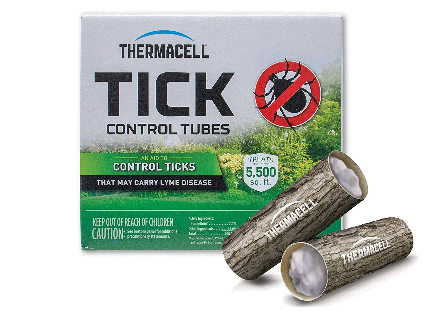 Thermacell Tick Tubes
