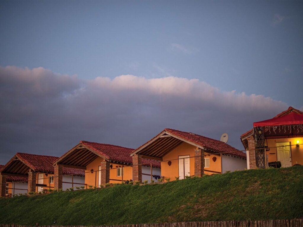 Anglers Inn at Lake Picachos.