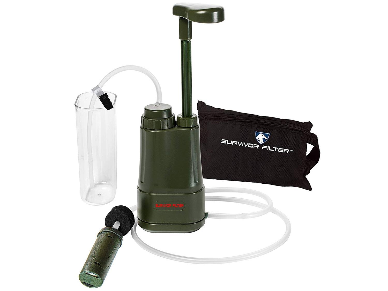 Survivor Filter Water