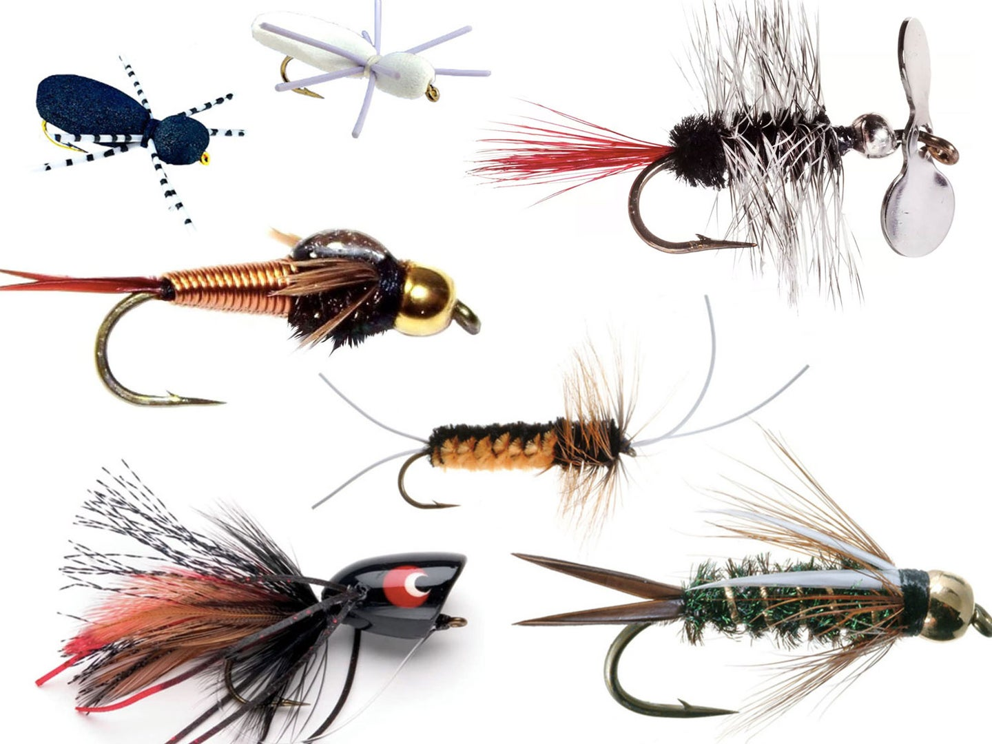 The Best Flies for Catching Panfish