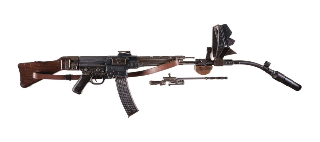 Sturmgewehr 44 assault rifle