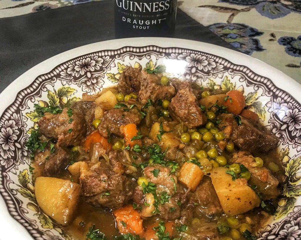 Dark Irish Stew