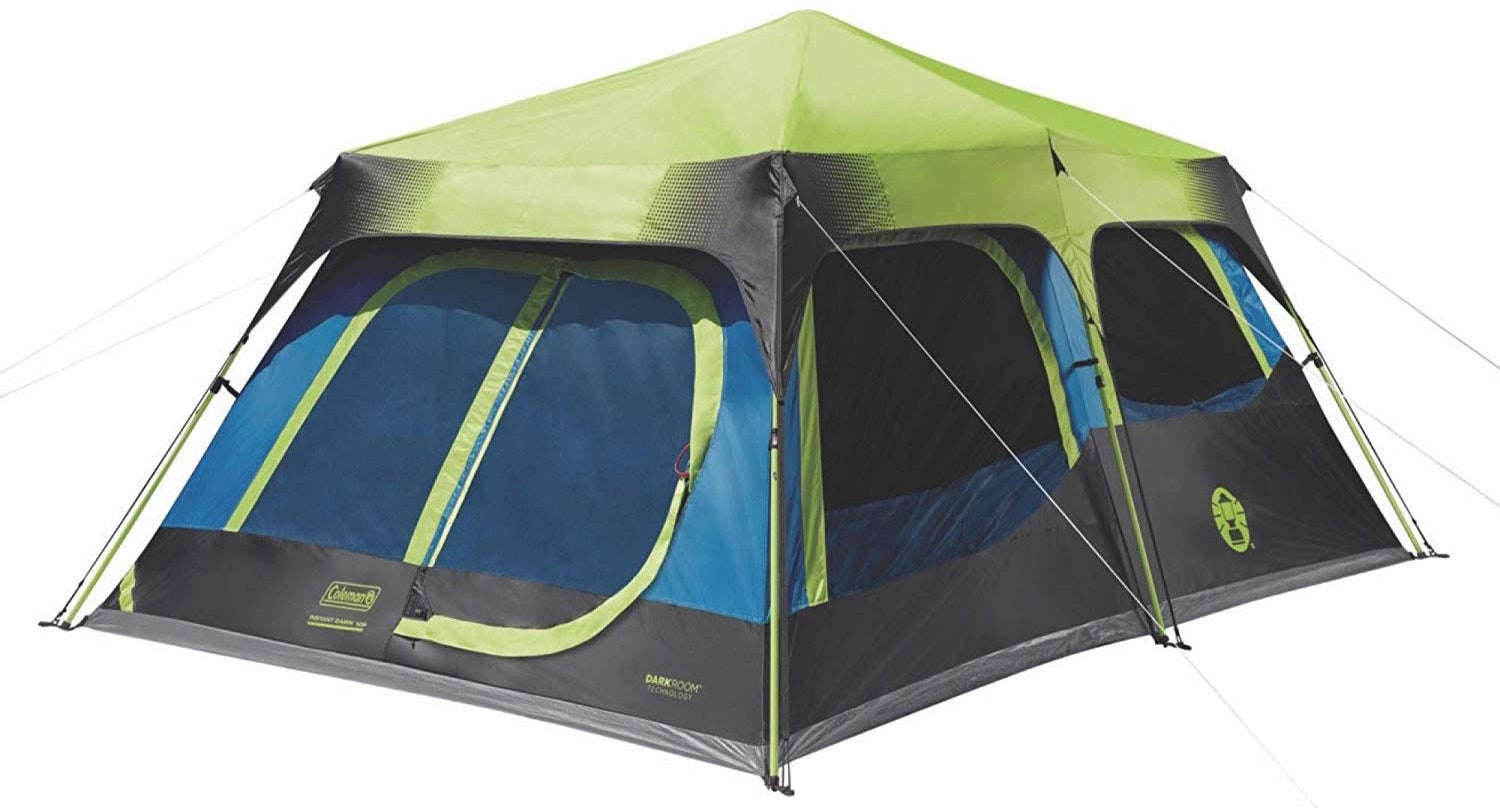 Coleman 6-person Cabin Tent with Instant Setup