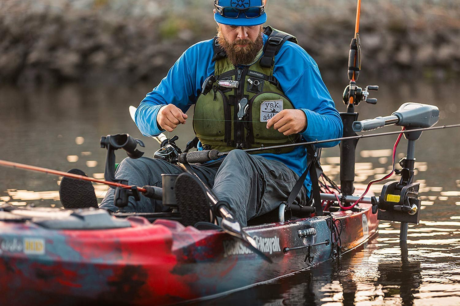 Three Features You Need in a Transom-Mounted Trolling Motor