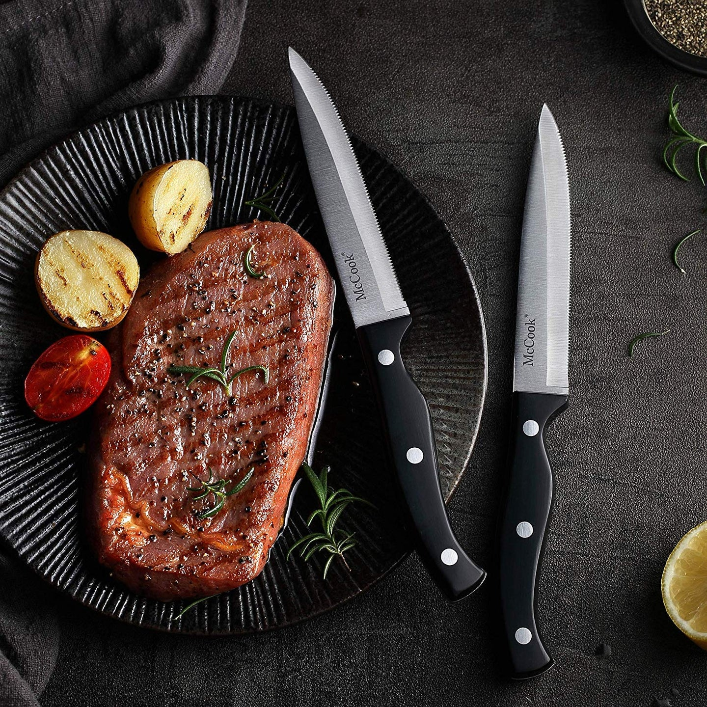 Three Knife Sets Suited for Any Kitchen