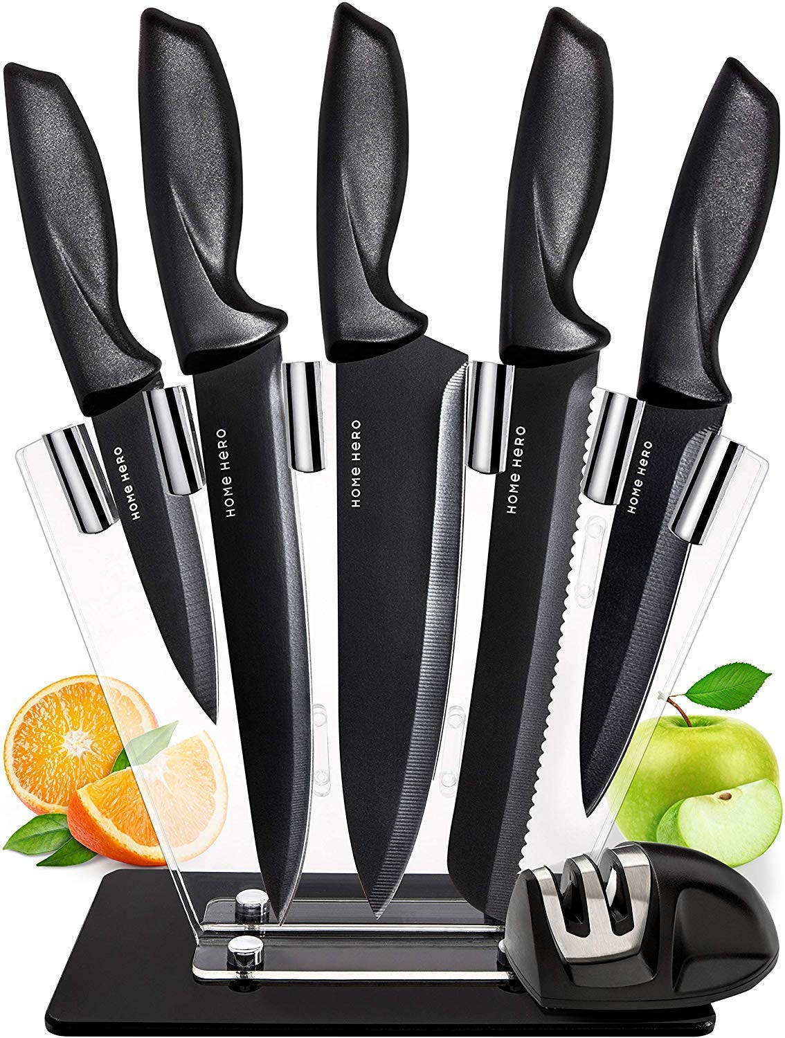 Home Hero's kitchen knife stand