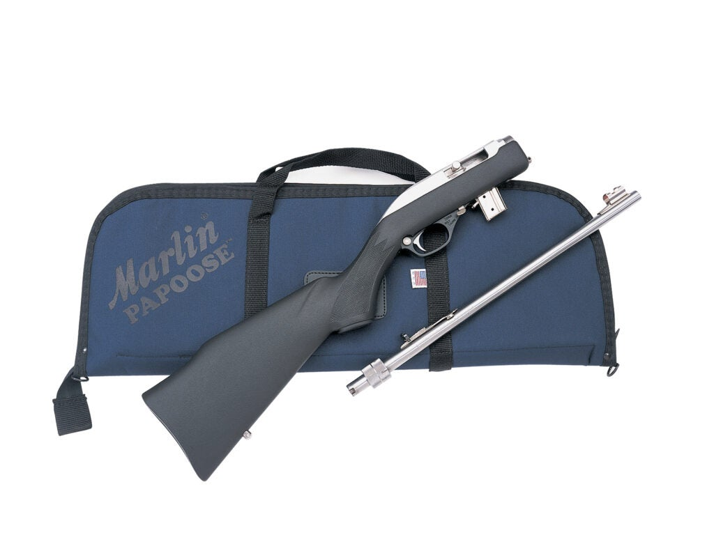 The Marlin 70 PSS Takedown.