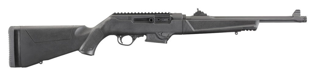 The Ruger PC Carbine.