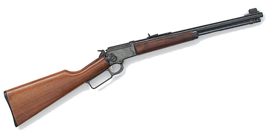 The Marlin 39A TDS take down system.