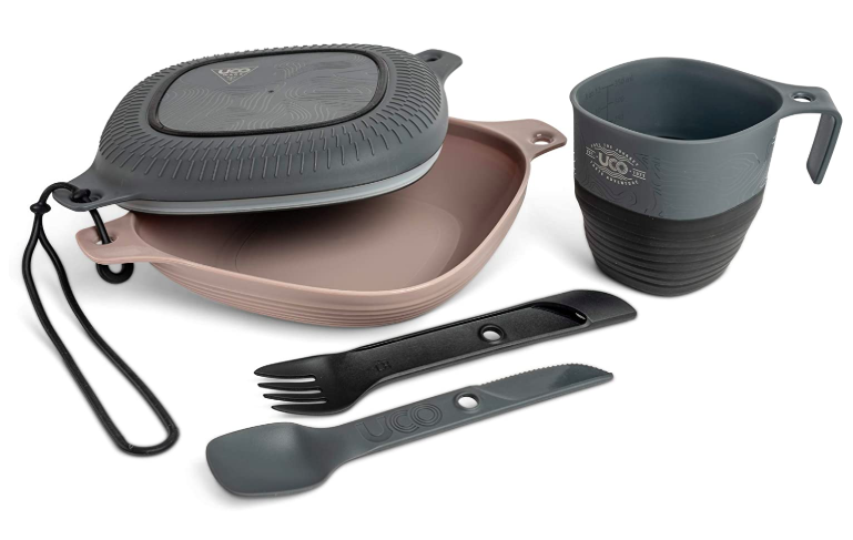 The UCO 6-Piece Mess Kit