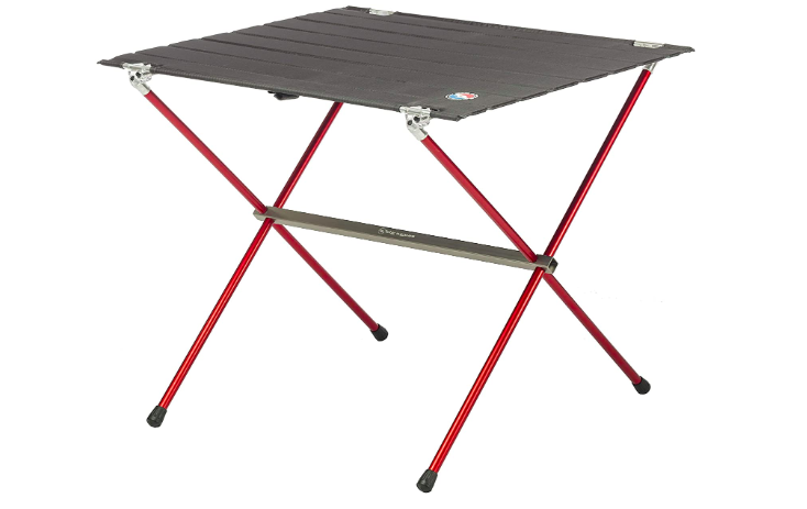 The Big Agnes Woodchuck Camp Table