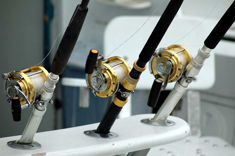 fishing rod holders