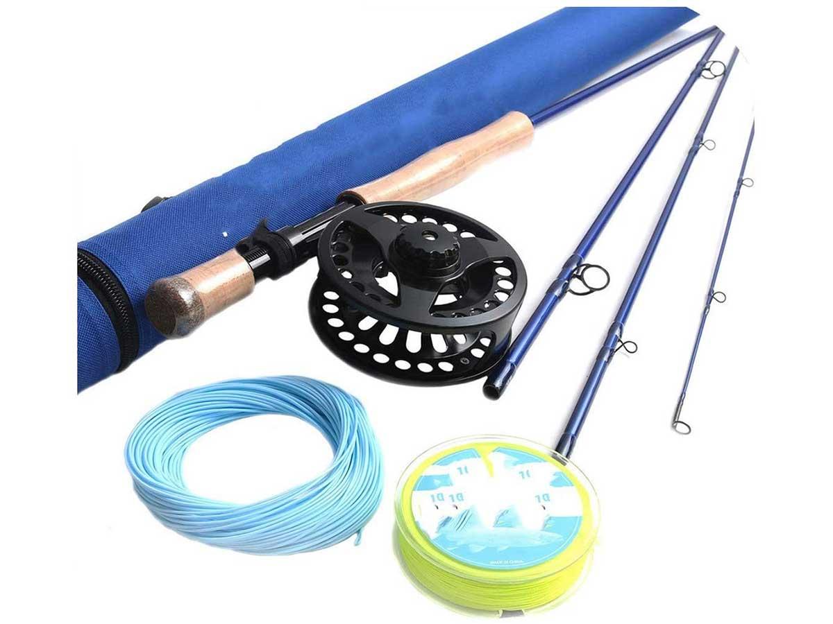 Predator 9Ft Saltwater Fly Fishing Rod 30T Sk Carbon Fiber