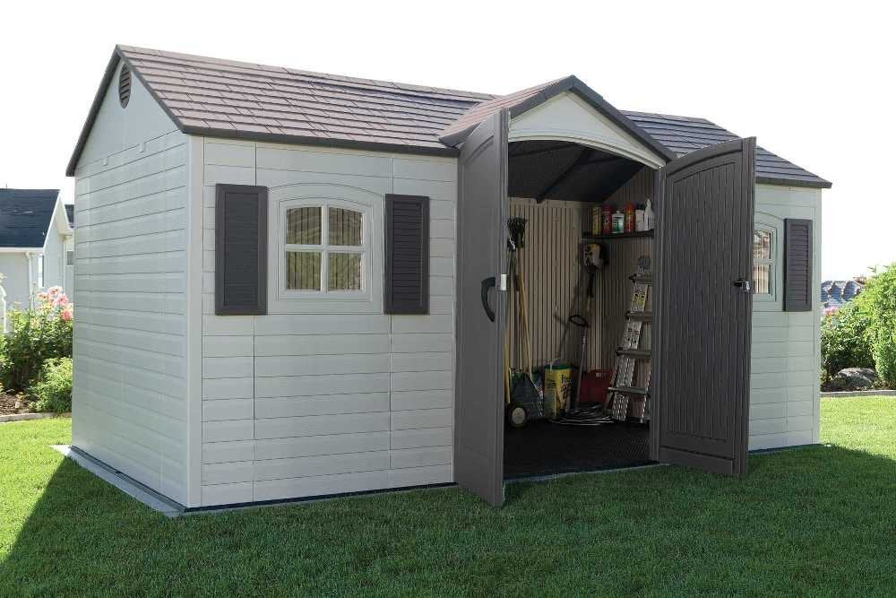 large storage shed