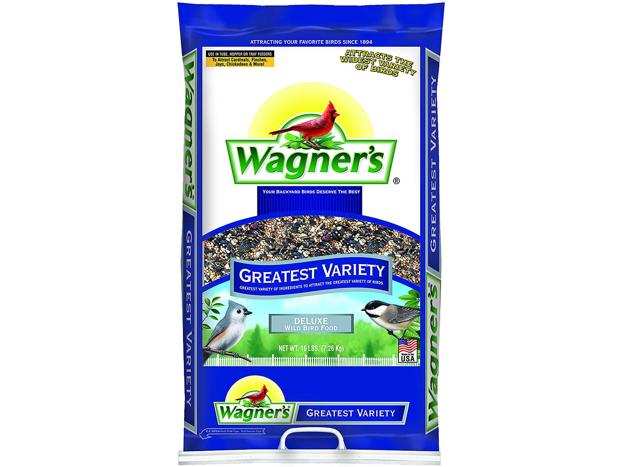 Wagner's bird seed mix