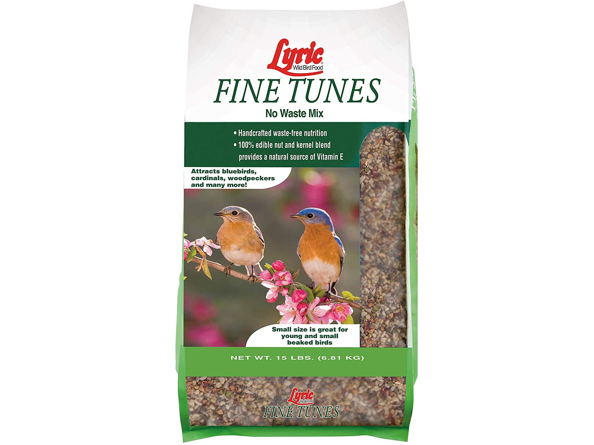 Lyric premium bird seed