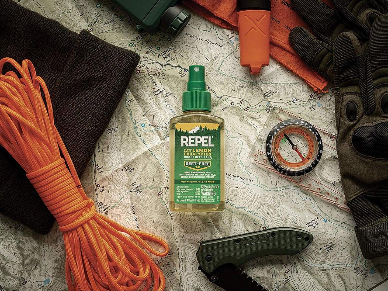 Repel insect repellant