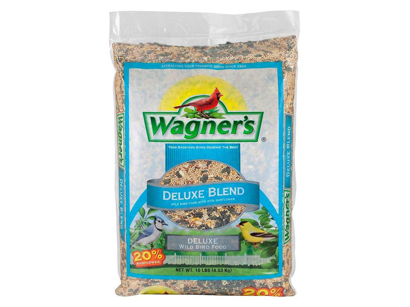 Wagner's deluxe wild-bird food