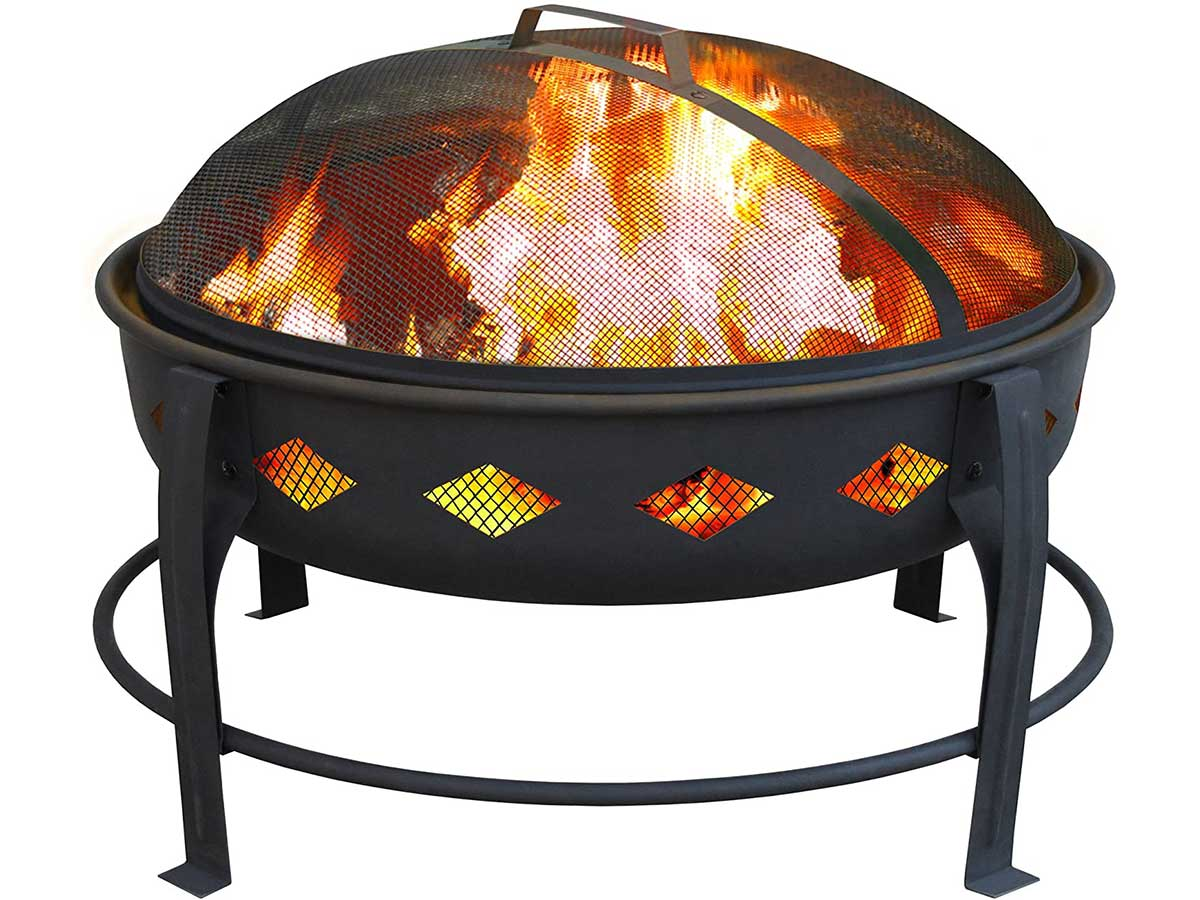 Bromley fire pit