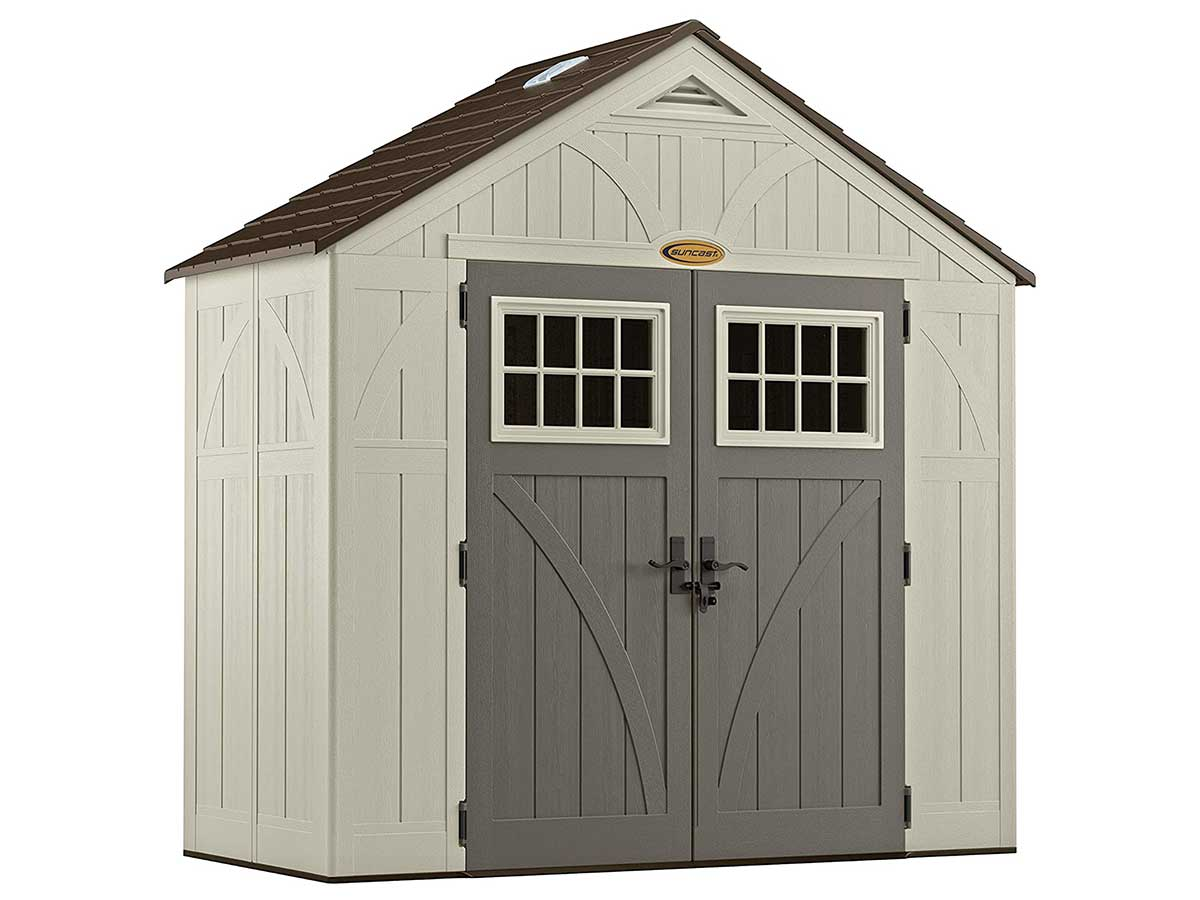 Tremont shed