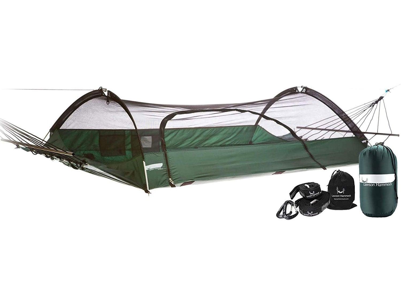 Lawson Hammock Blue Ridge Camping Hammock and Tent Bundle