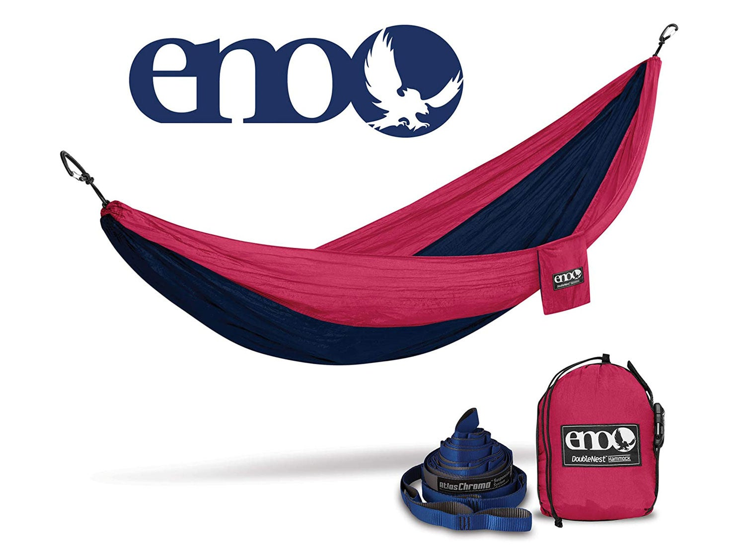 ENO - Eagles Nest Outfitters DoubleNest Lightweight Camping Hammock