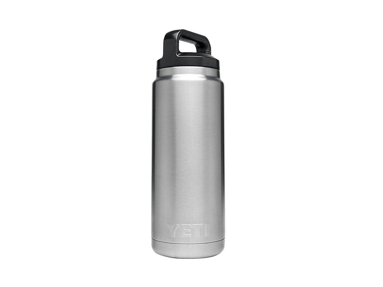 YETI Rambler 26 oz Bottle, Vacuum Insulated, Stainless Steel with TripleHaul Cap