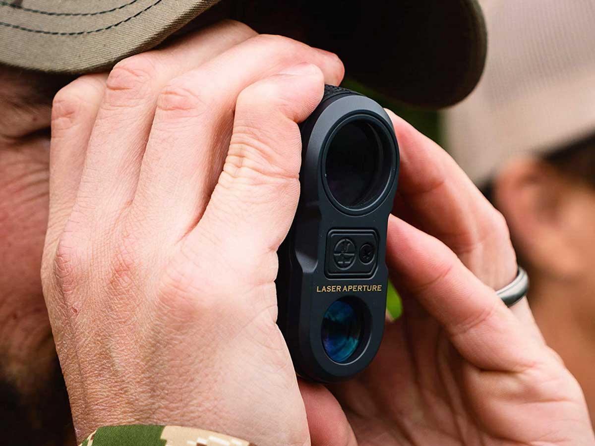 Laser rangefinder technology