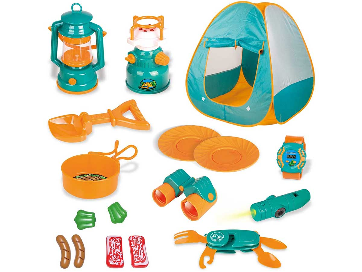 Kids Play Tent and camping toys