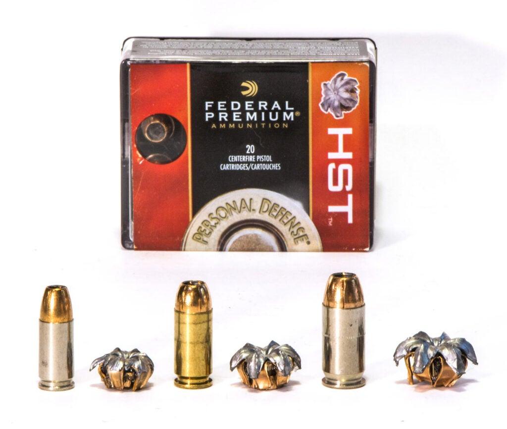 Federal HST ammo