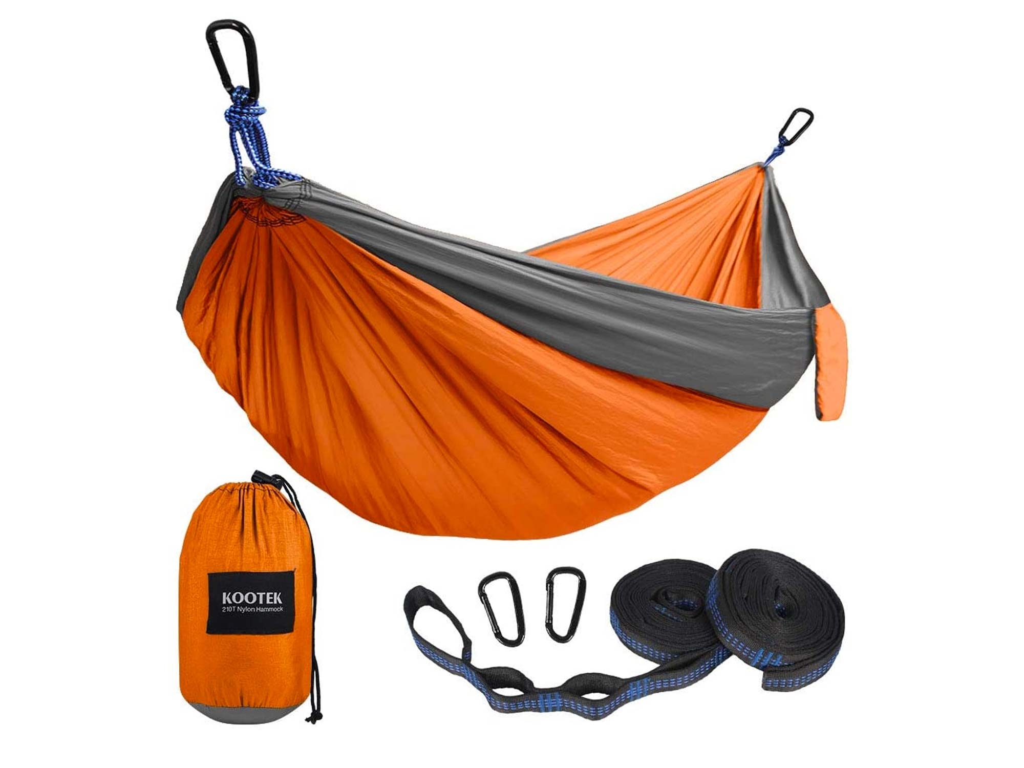 Kootek Camping Hammock Double & Single Portable Hammocks