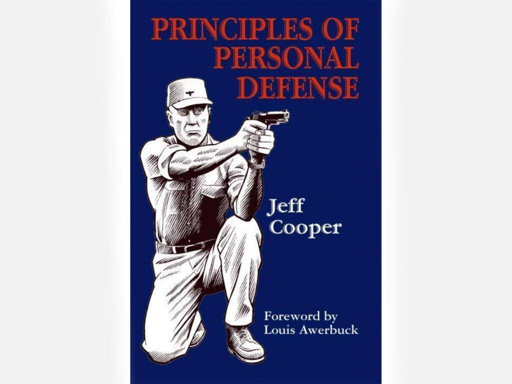 Book cover of Principals of Personal Defense