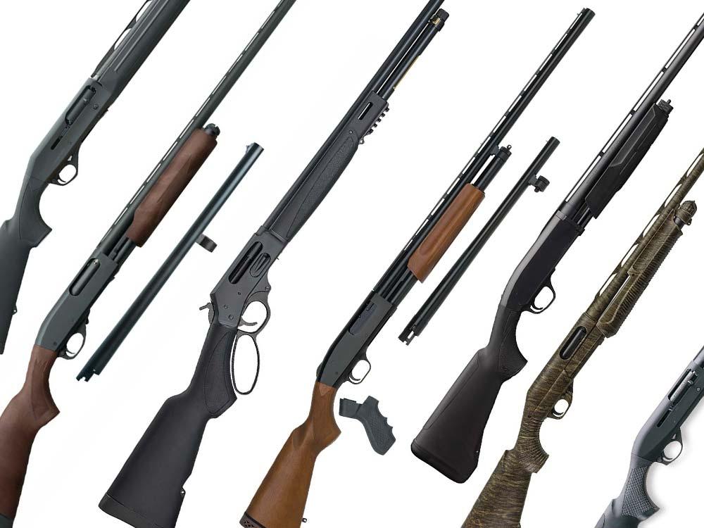 Self Defense shotguns.