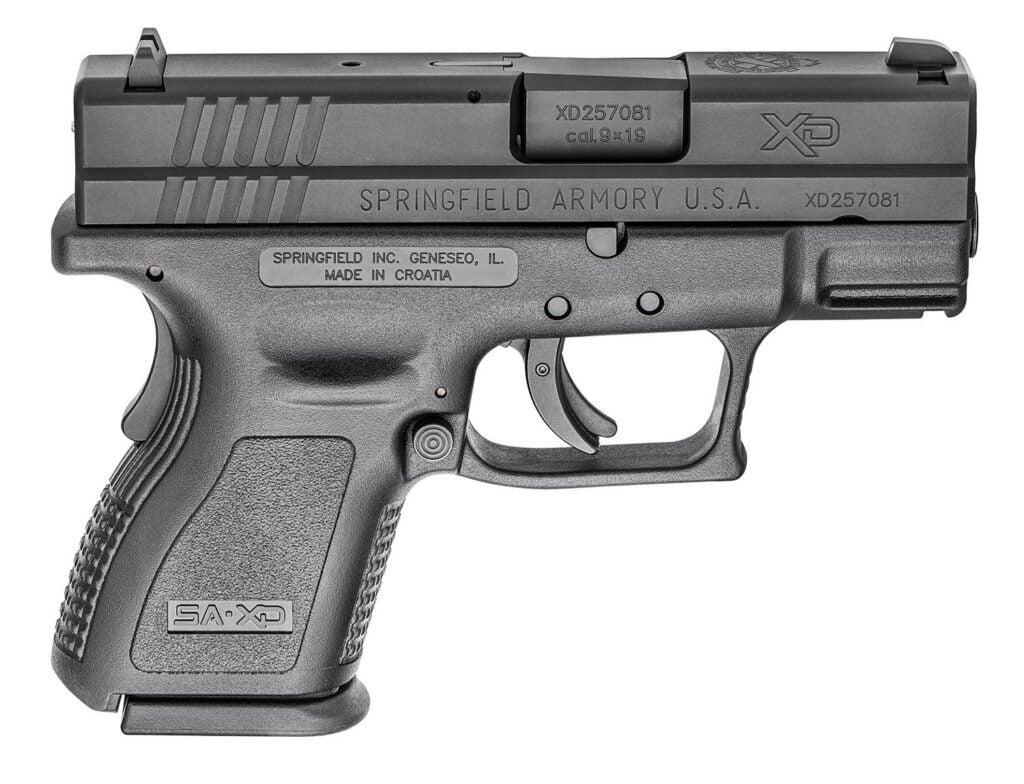 Springfield Armory XD3 Sub-Compact