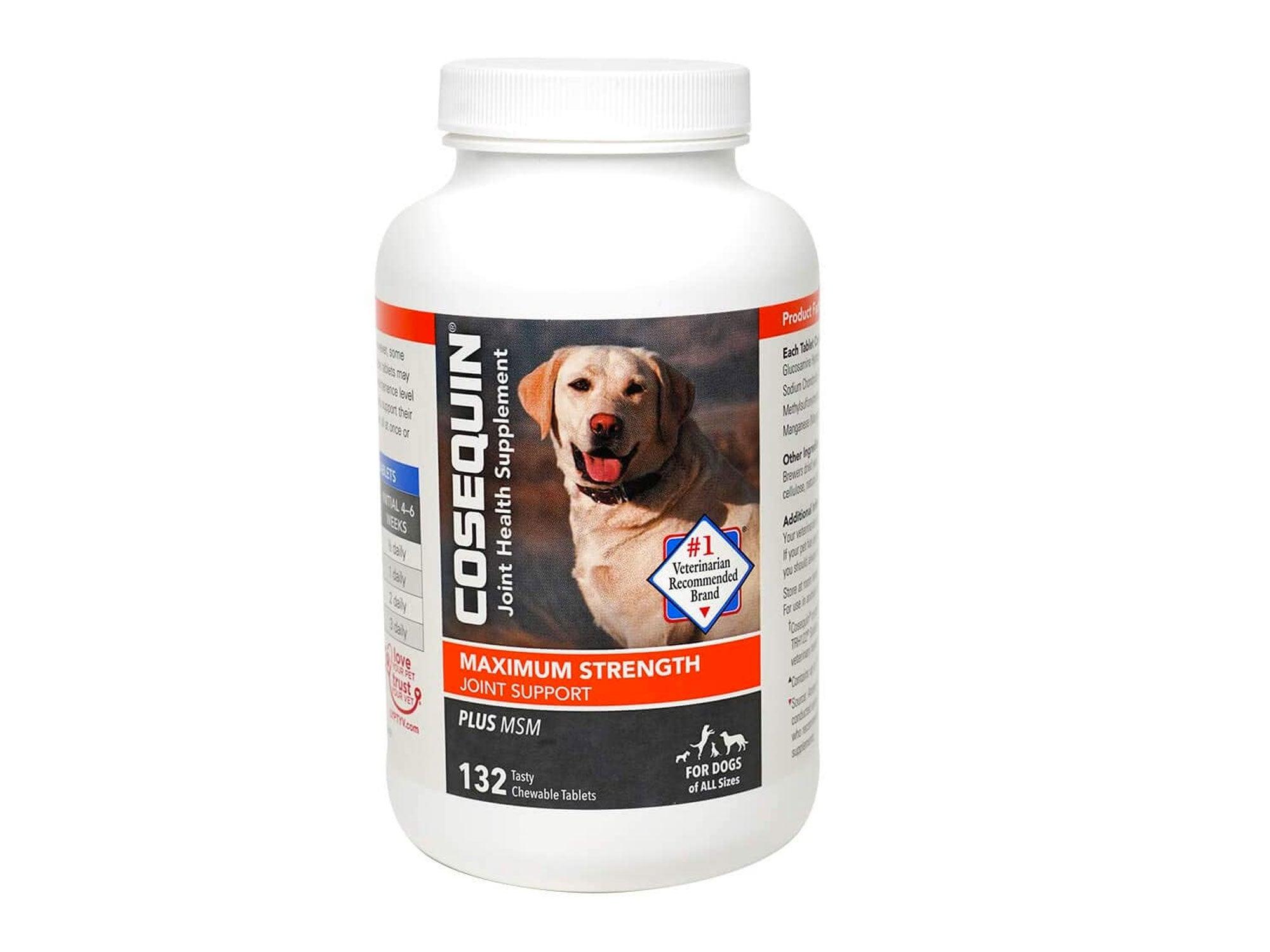 Cosequin Maximum Strength Joint Supplement Plus MSM